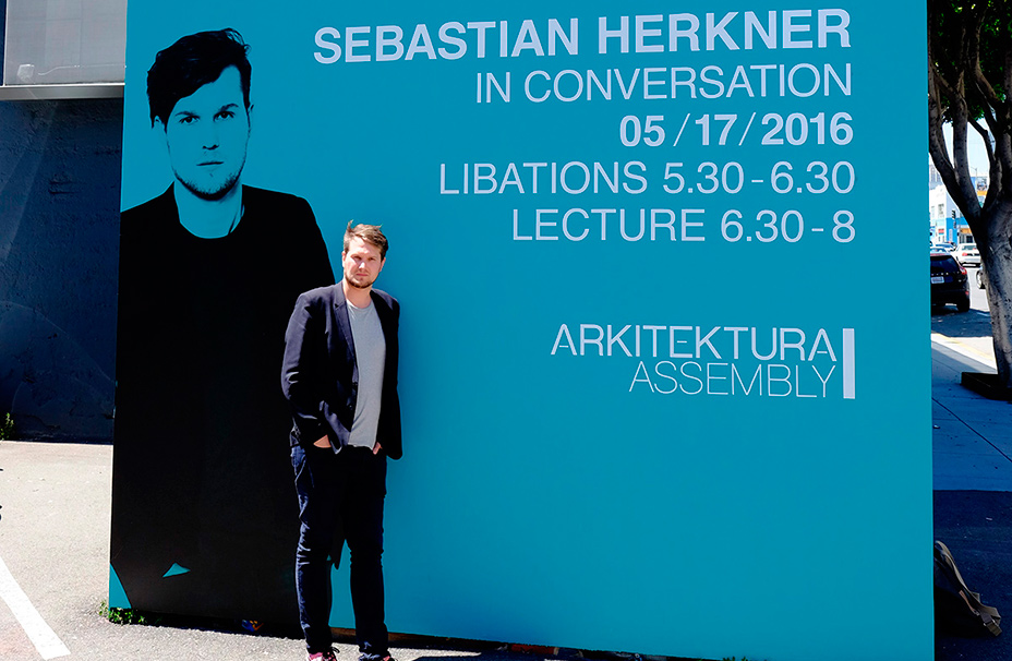 sebastian herkner at arkitektura assembly arkitektura assembly. Black Bedroom Furniture Sets. Home Design Ideas