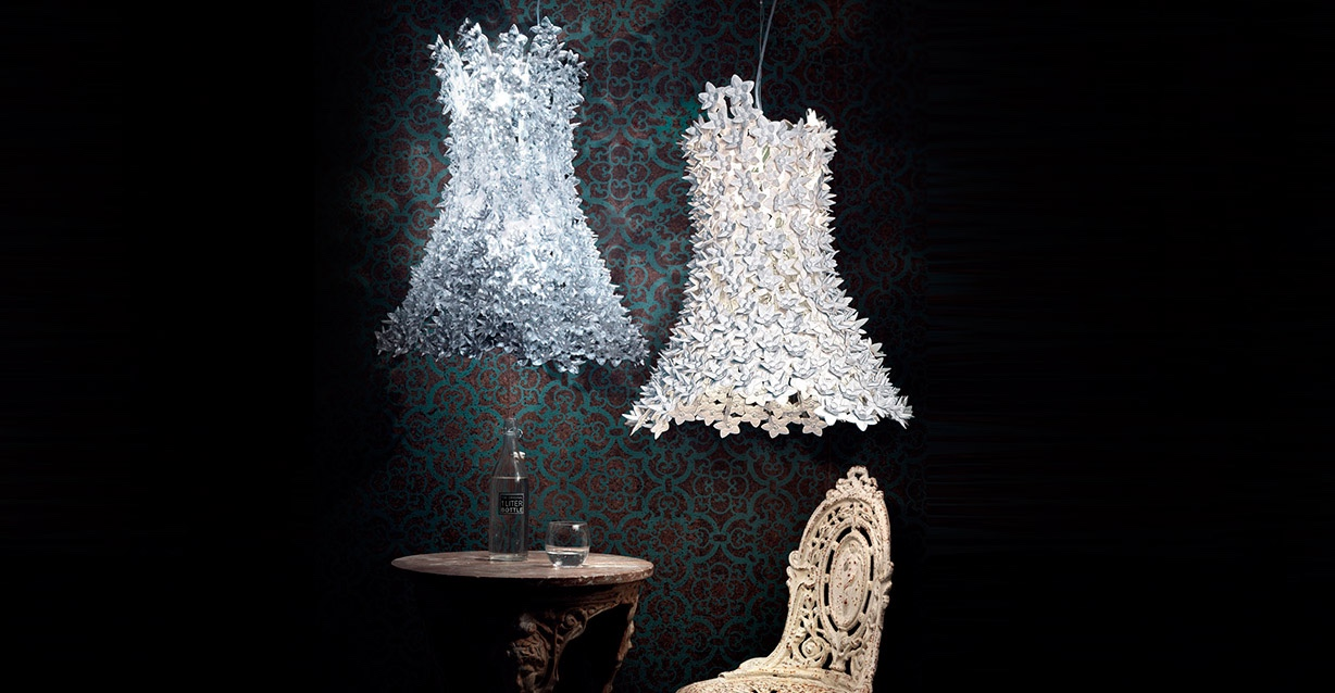Kartell: Bloom Light Collection