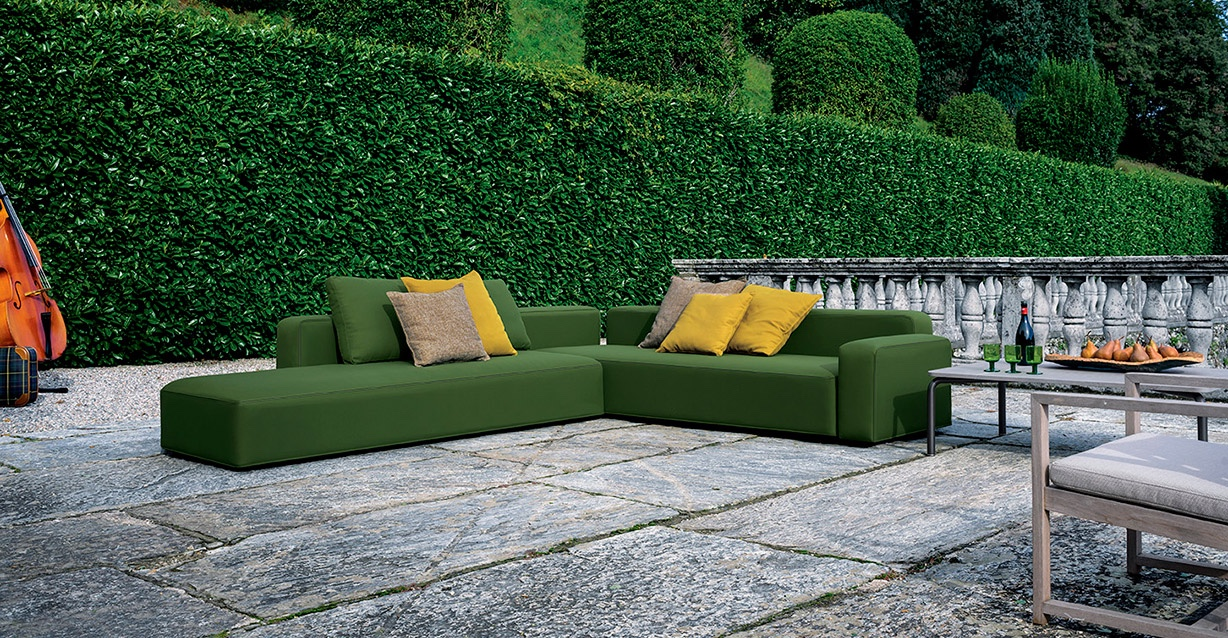 Roda: Dandy Outdoor Sofa