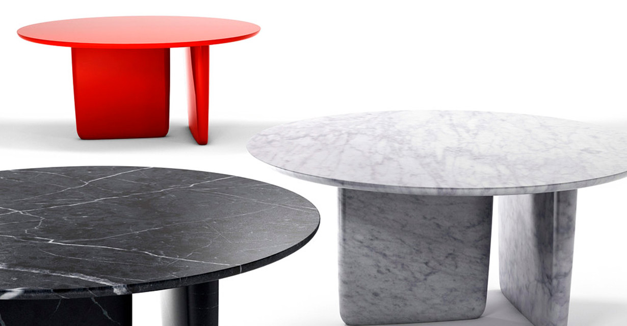 B&B Italia: Tobi-Ishi Table