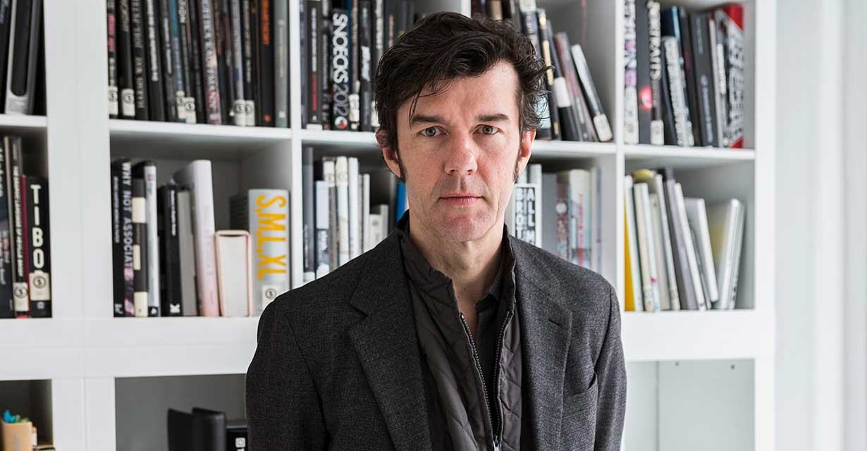 Podcast interview with Stefan Sagmeister