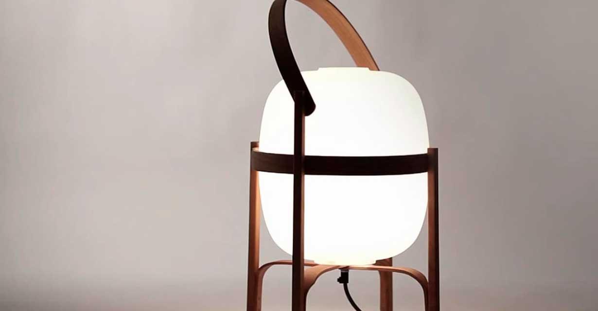 Santa & Cole Cesta Lamp