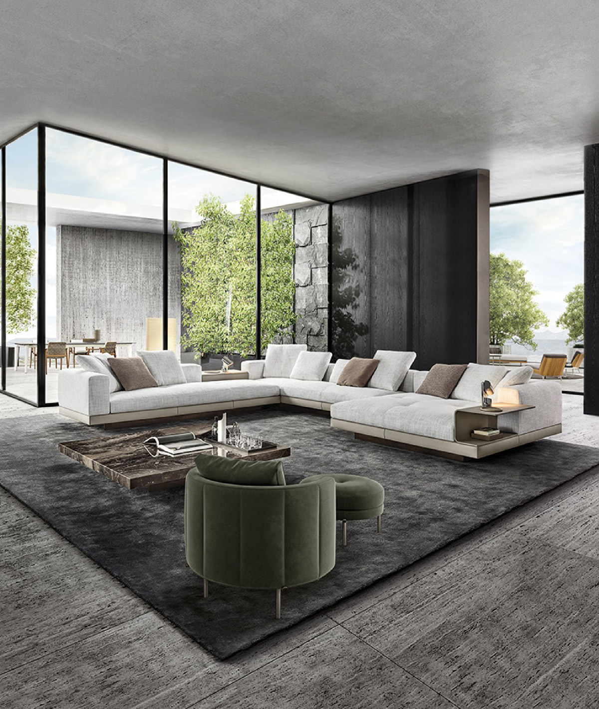arkitektura sofa