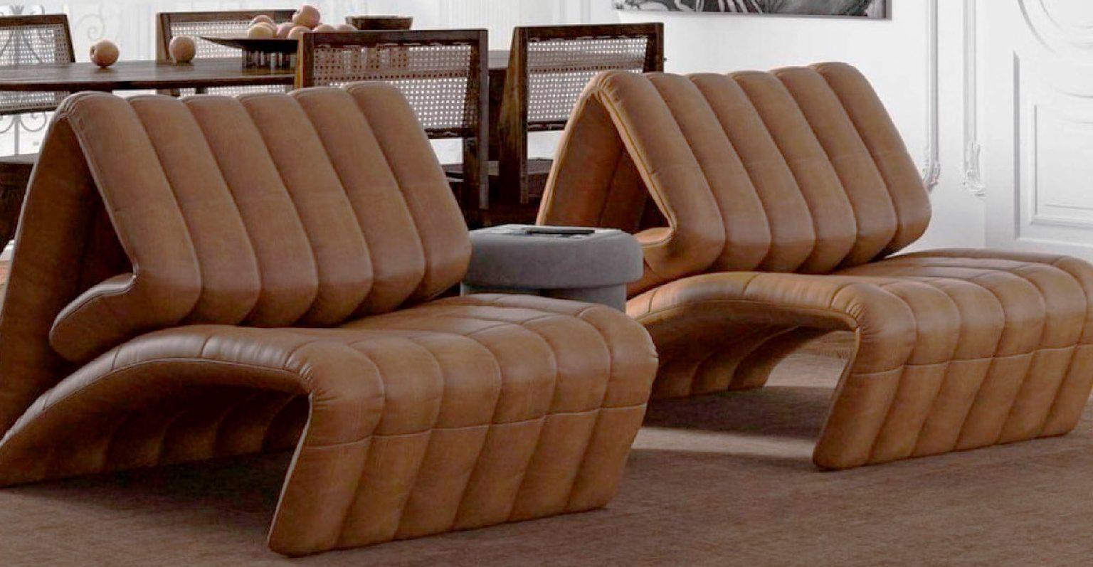 arkitektura lounge chair